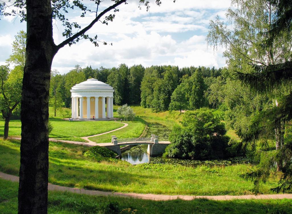 Павловск Санкт Петербург
