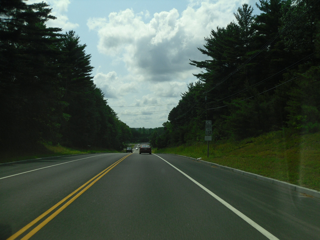 New England route