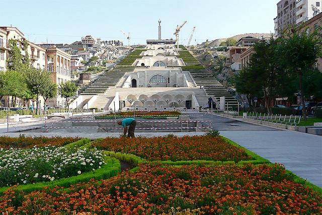 Ереван достопримечательности