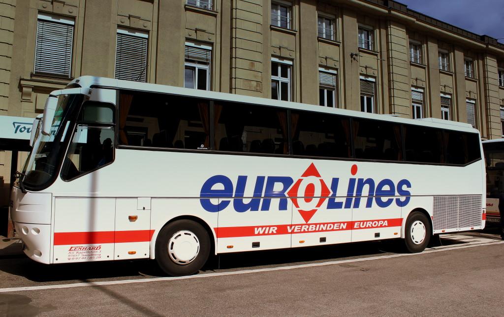 автобус прага вена