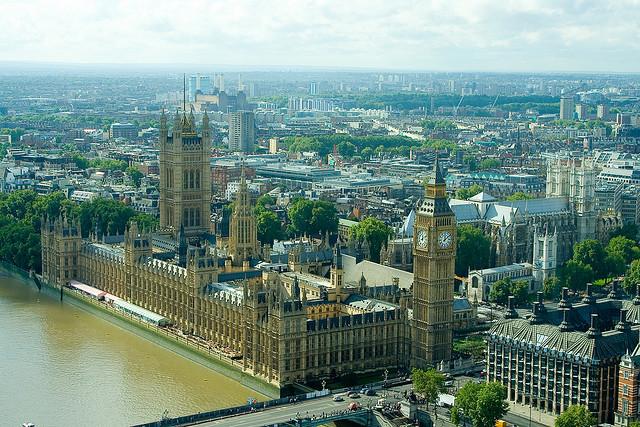 10 must-see мест Лондона