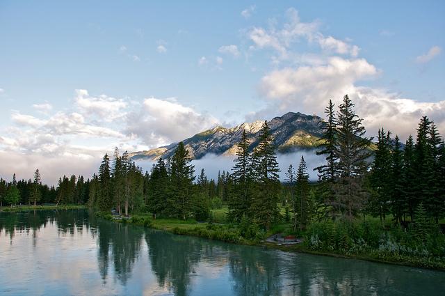 Национальные парки Канады как альтернатива паркам США