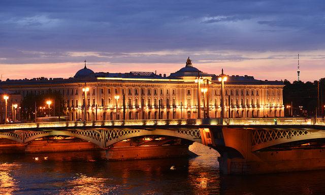 Мост, Санкт-Петербург