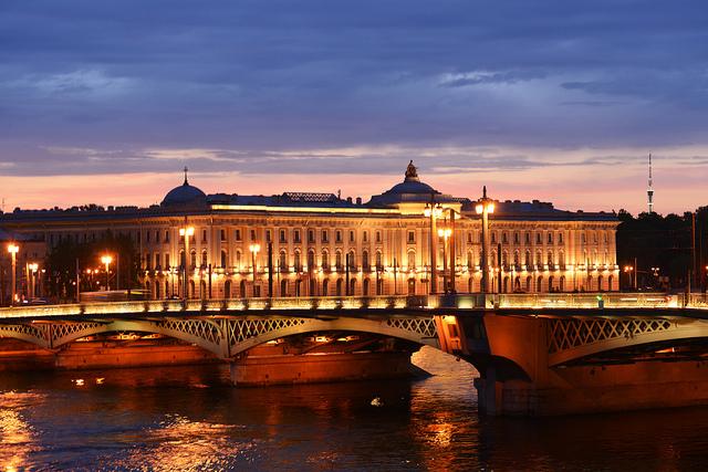 Достопримечательности Санкт-Петербурга от А до Я