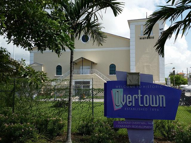 overtown miami