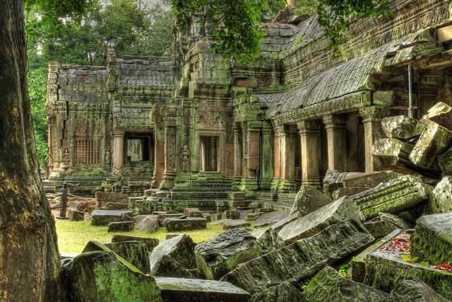 Индокитай (Лаос, Камбоджа, Вьетнам, Мьянма): что посмотреть