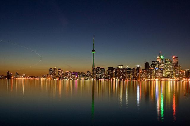 Города Канады от А до Я