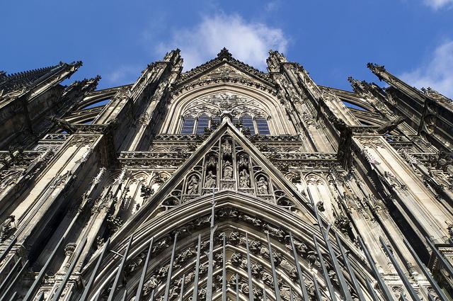 Кельнский собор Германия