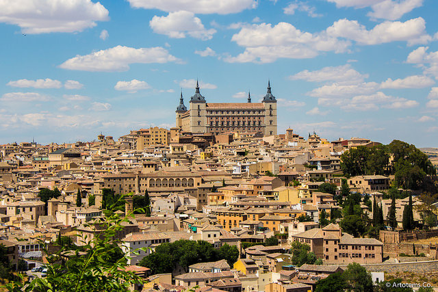 Куда съездить на один день из Мадрида