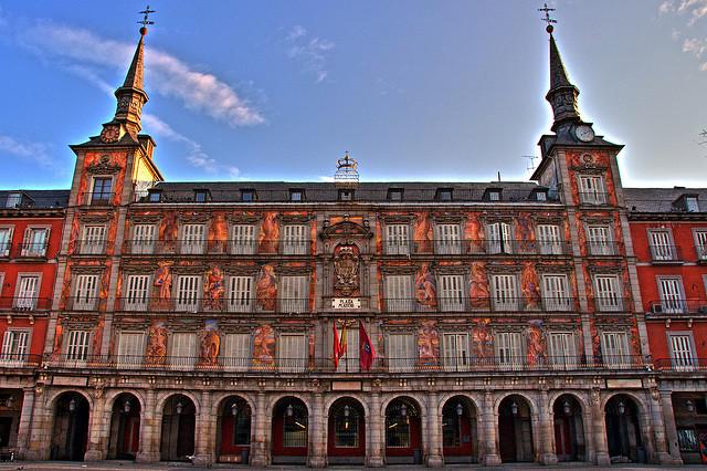 Мадрид  достопримечательности