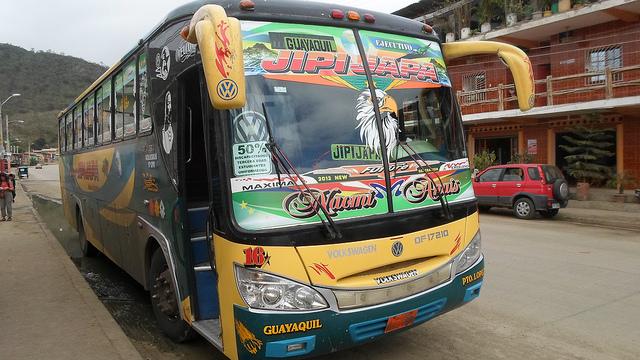 Bus south america