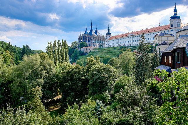 Прага Кутна Гора