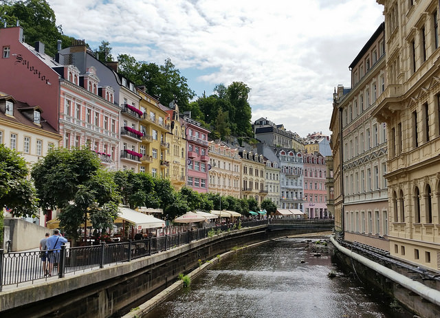 Прага Карловы Вары
