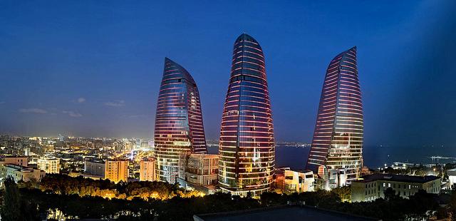 Обзор отелей Баку на берегу моря