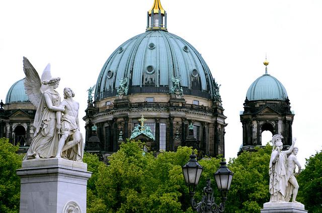 Бесплатные экскурсии в Берлине
