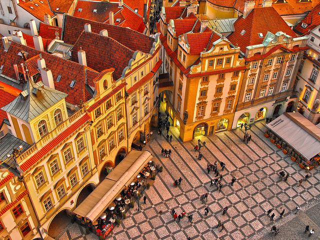 Бесплатные экскурсии в Праге