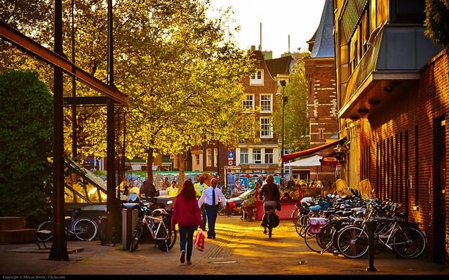Бесплатные экскурсии в Амстердаме