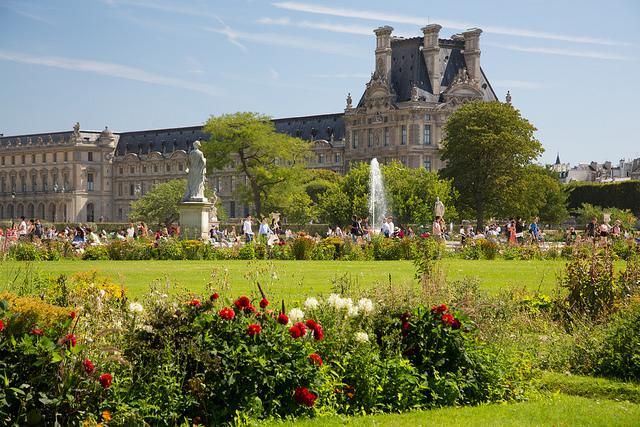 Бесплатные экскурсии в Париже