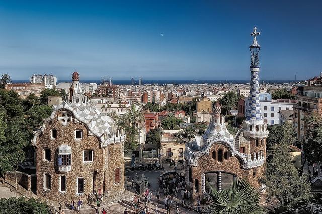 Бесплатные экскурсии в Барселоне