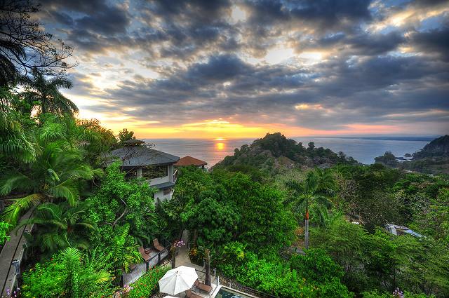 Доступная экзотика: пляжные курорты в Коста-Рике