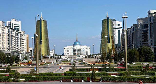 главные достопримечательности казахстана