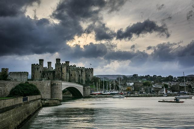 Достопримечательности Уэльса