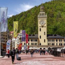 Роза Хутор 2021: как добраться, подъемники, отели, цены, экскурсии