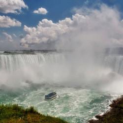 Ниагарский водопад: США или Канада?