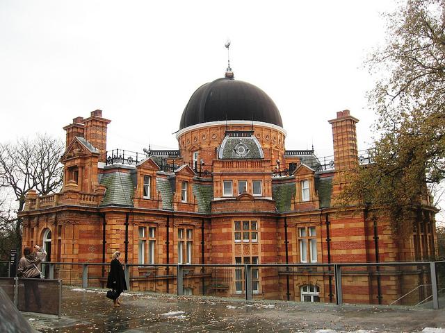 Гринвичкая обсерватория
