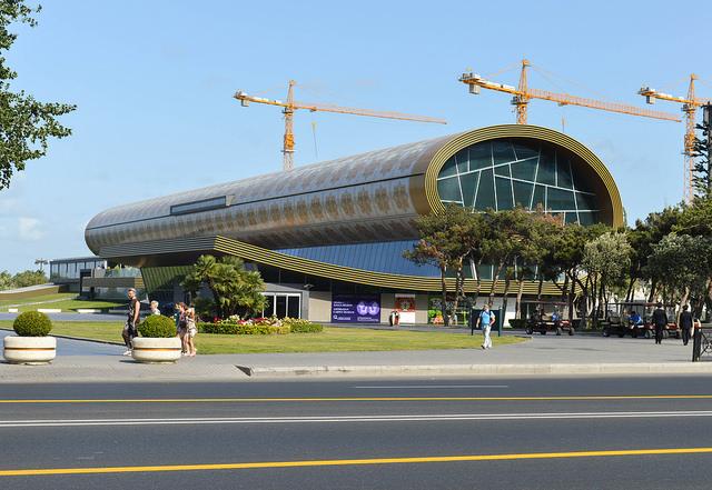 Музей ковра в Баку