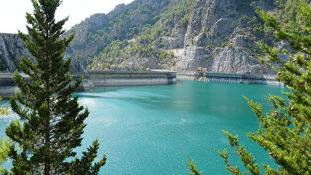 Панорама Зеленого озера