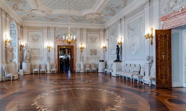 Большой Гатчинский дворец, апартаменты
