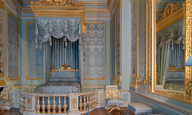 Интерьеры Большого Гатчинского дворца