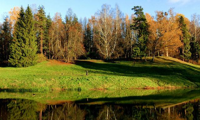 Красоты Павловского парка