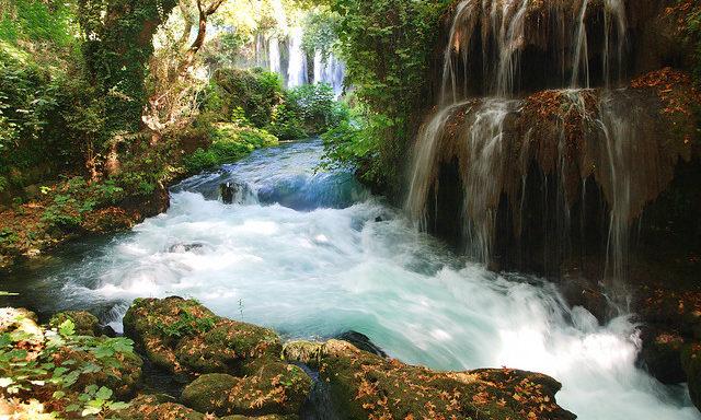 Водопад Дюден