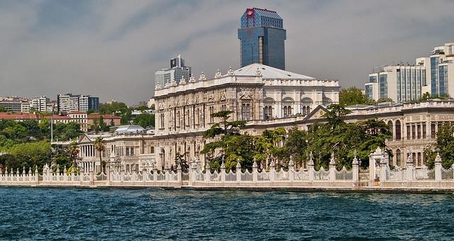 Красоты Стамбула с воды