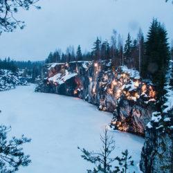 Отдых в Карелии зимой 2021: как добраться, отели, экскурсии, достопримечательности