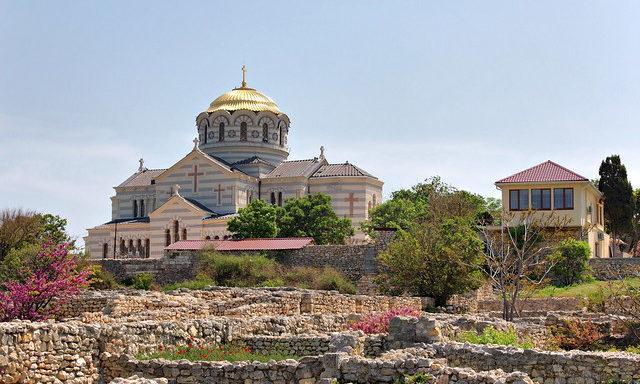 Севастопольские красоты