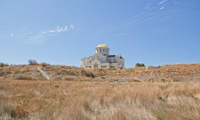 Херсонес - идея, куда съездить из санатория Сакрополь на один день