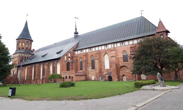 Кафедральный собор в Калининграде/Loratravels