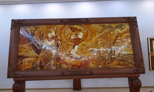 Один из экспонатов Музея янтаря в Калининграде/Loratravels