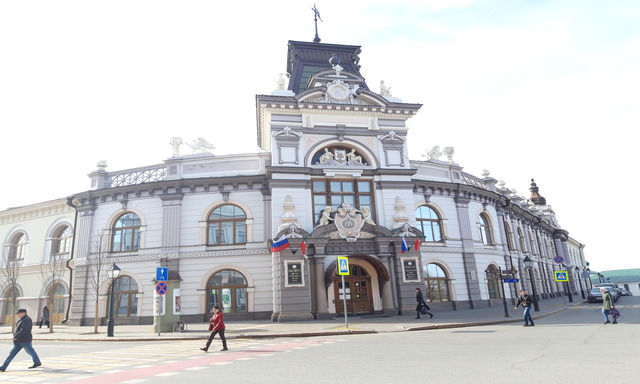 Гостиный двор в Казани/Loratravels