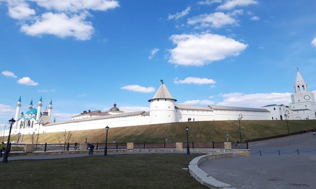 Казанский Кремль/Loratravels
