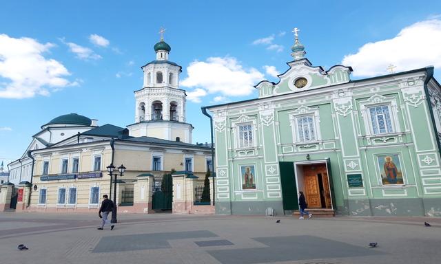 Улица Баумана в Казани/Loratravels