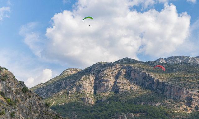 Горные панорамы Олюдениза