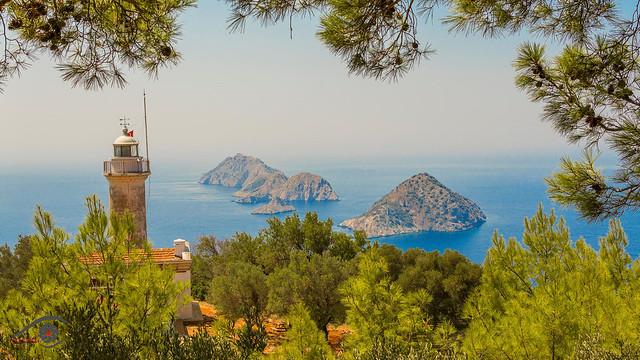 Морские панорамы Анталийского побережья